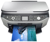 Epson Stylus Photo RX640 Ink Cartridges