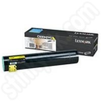 Lexmark Yellow Print Cartridge 24K Pages