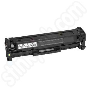 Remanufactured Canon 718 Black Toner