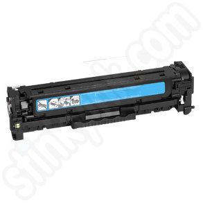 Remanufactured Canon 718 Cyan Toner