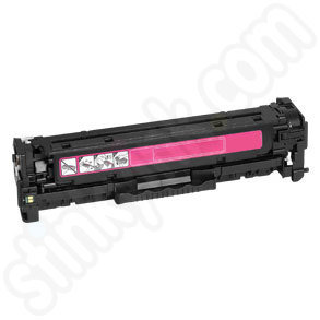 Remanufactured Canon 718 Magenta Toner