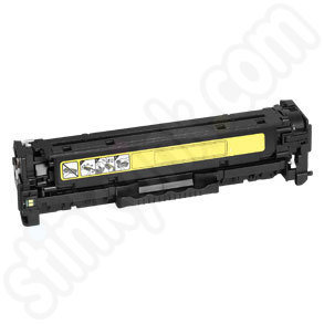 Remanufactured Canon 718 Yellow Toner
