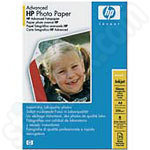 HP Advanced Glossy Photo Paper 250gsm A4 25 Sheets