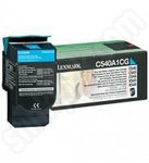 Lexmark C54x Cyan Toner Cartridge