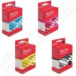 Multipack of Compatible Lexmark 100 ink cartridges