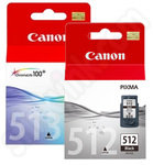 High Capacity Twinpack Pg-512 and CL-513 Ink Cartridge Pack