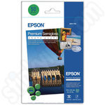 Epson 6x4 Premium Semi-Gloss Photo Paper - 50 Sheets