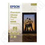 Epson 13x18 cm Premium Glossy Photo Paper - 30 Sheets