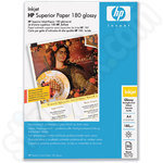 HP Professional A4 Brochure & Flyer Glossy Paper - 50 Sheets