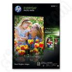HP Everyday A4 Glossy Photo Paper - 25 Sheets (200gsm)