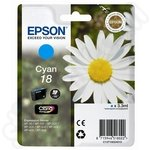 Epson 18 Cyan Ink Cartridge