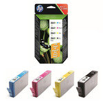 High Capacity HP 364 XL Multipack of Ink Cartridges