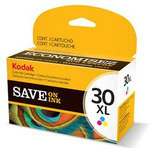High Capacity Kodak 30 XL Colour Ink Cartridge