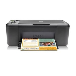 HP Deskjet 4480 Ink Cartridges