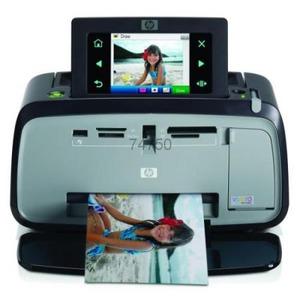 HP Photosmart A636 Ink Cartridges