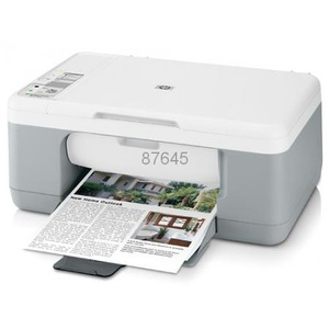 HP Deskjet F2200 Ink Cartridges