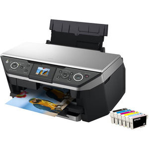 Epson Stylus Photo RX685 Ink Cartridges