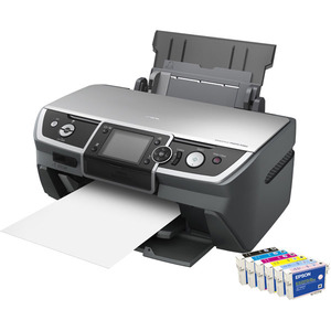 Epson Stylus Photo R360 Ink Cartridges