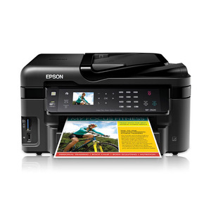 Epson Workforce WF-3520 Ink Cartridges