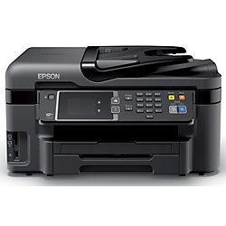 Epson Workforce WF-3620dwf Ink Cartridges