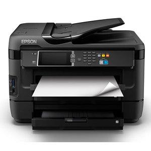 Epson Workforce WF-7620dtwf Ink Cartridges