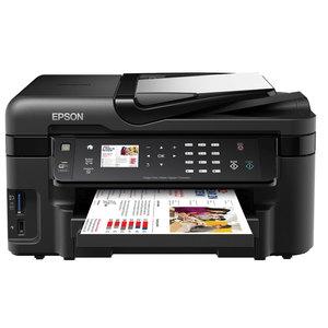 Epson Workforce WF-2650DWF Ink Cartridges