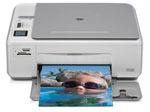 HP Photosmart C4500 Ink Cartridges