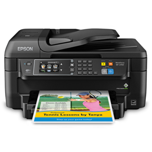 Epson Workforce WF-2760dwf Ink Cartridges