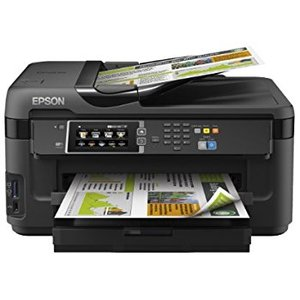 Epson Workforce WF-7715dwf Ink Cartridges