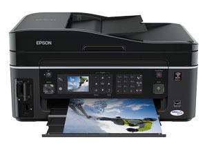 Epson Stylus SX610FW Ink Cartridges