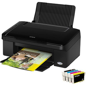 Epson Stylus SX110 Ink Cartridges