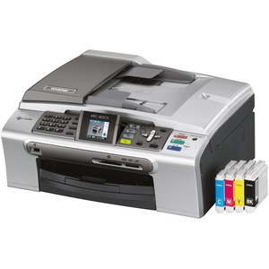 BROTHER PRINTER MFC 465CN WINDOWS 7 64 DRIVER