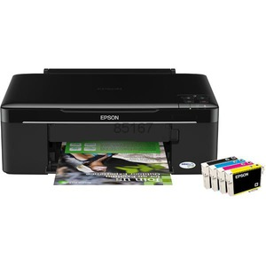 Epson Stylus SX125 Ink Cartridges