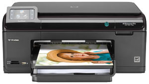 HP Photosmart Plus B209 Ink Cartridges