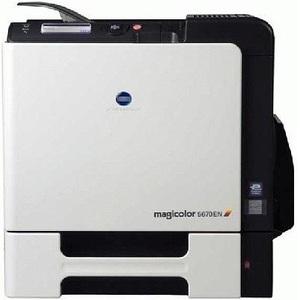 Konica Minolta Magicolor 5670 Toner Cartridges
