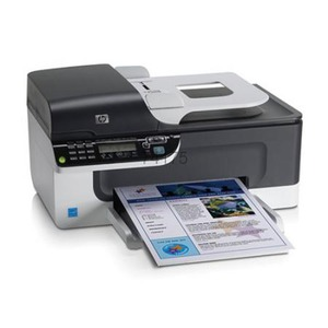 HP Officejet J4580 Ink Cartridges