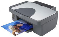 Epson Stylus Photo RX425 Ink Cartridges
