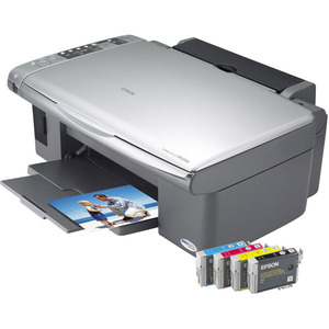 Epson Stylus DX5000 Ink Cartridges