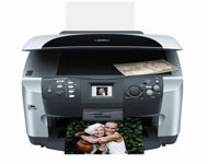 Epson Stylus Photo RX600 Ink Cartridges