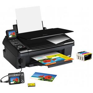 Epson Stylus SX400 Ink Cartridges