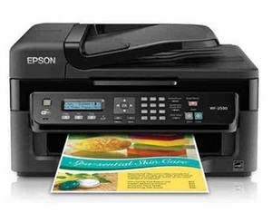 Epson Workforce WF-2630WF Ink Cartridges