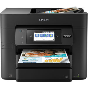 Epson Workforce Pro WF-4740dtwf Ink Cartridges