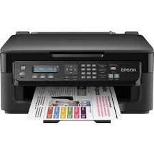 Epson Workforce WF-2520nf Ink Cartridges