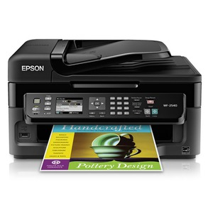 Epson Workforce WF-2540wf Ink Cartridges