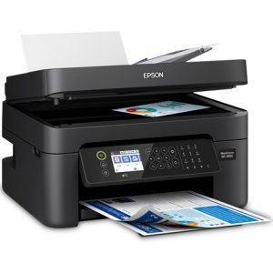 Epson Workforce WF-2850DWF Ink Cartridges