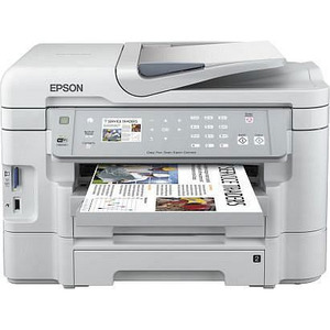 Epson Workforce WF-3530 Ink Cartridges