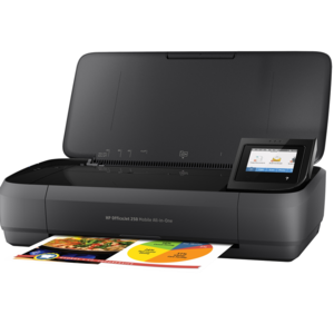 HP Officejet 250 Mobile All In One Ink Cartridges