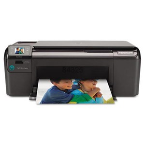 HP Photosmart C4700 Ink Cartridges