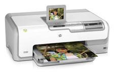 HP Photosmart D7200 Ink Cartridges