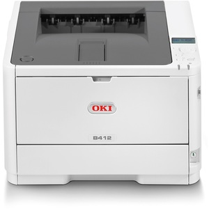 Oki B412dn Toner Cartridges